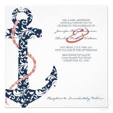 nautical themed wedding invitations 71 best wedding invitations images on weddings