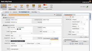 Help Desk System Help Desk Ticketing System Solarwinds