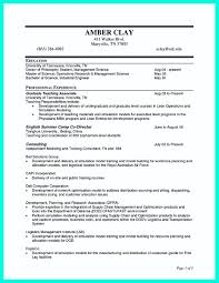 Air Force Resume Example by Simple Construction Superintendent Resume Example To Get Applied