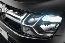 renault duster 2014 2014 renault duster facelift headlight indian autos blog