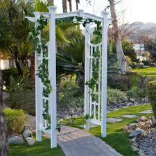 wedding arches at walmart garden garden arbor awesome wedding garden arbors
