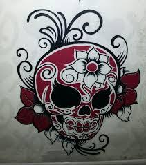 300 best girly skulls images on skull sugar skulls