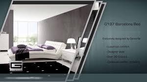 g197 barcelona bed gainsville furniture youtube