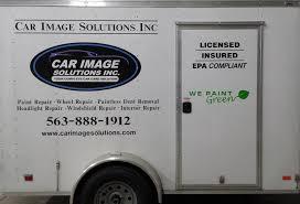 mobile dent repair mobile auto paint repair car image