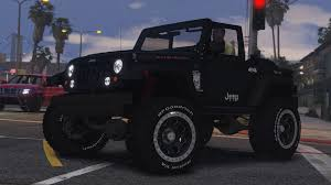 modified jeep wrangler 2 door jeep wrangler rubicon hq tuning livery gta5 mods com