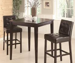Bar Stool Sets Of 3 Floor Pub Table For Chairs Plus Large Size As As Home Bar