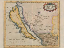 Guadalajara Mexico Map by 18 Maps From When The World Thought California Was An Island Wired