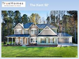 True Homes Floor Plans New Homes And Townhomes For Sale In Charlotte Nc