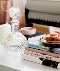 interior feminine glam home style at home