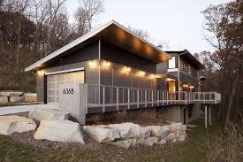 Home Designs Plus Rochester Mn by Midwestern Modern Fine Homebuilding