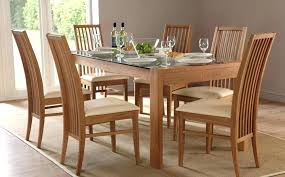 Dining Table And Chairs For 6 Dining Table 6 Seater Size Of Glass Dining Table Set 6
