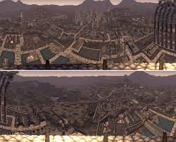 Fallout New Vegas Full Map by I Just Want To Take A Moment To Appreciate The Lovely Architecture