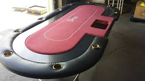 Used Poker Tables by Poker Tables Knock Down Poker Tables Tournament Poker Tables