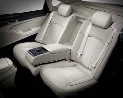 2015 Hyundai Genesis Interior 15 Genesis Back Seat Epautos Libertarian Car Talk