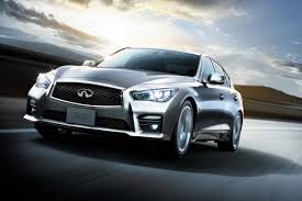 nissan cars 2014 say again new nissan skyline wears infiniti emblems but remains