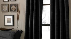 curtains prodigious silver n black curtains cool black and