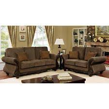 furniture of america augusta victorian grey 2 piece sofa set ebay