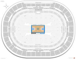 San Jose Convention Center Floor Plan Denver Nuggets Seating Guide Pepsi Center Rateyourseats Com