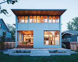Historic Home Decor An Airy Addition To A Historic Boise Home Dwell Modern House Back