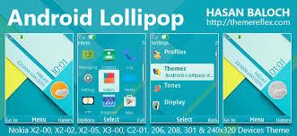 themes java nokia 2700 android lollipop live theme for nokia x2 00 x2 02 x2 05 x3 00 c2