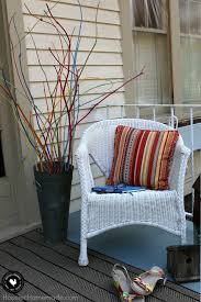 Decorating Homes On A Budget Front Porch Decorating Ideas On A Budget Hoosier Homemade