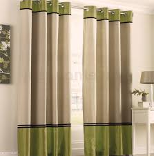 Beige And Green Curtains Decorating Cool Lime Green And Curtains Decorating With Curtains Lime