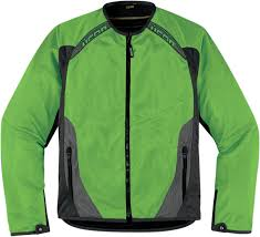 mesh motorcycle jacket icon anthem mesh motorcycle jacket green