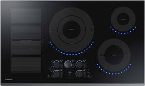 samsung nz36k7880ug 36 inch induction cooktop with flex zone 15