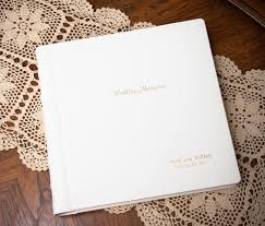 Leather Wedding Albums Avonlee Photography Beautiful Leather Wedding Albums