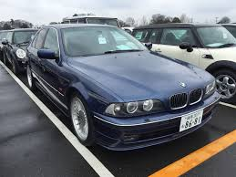bmw car auctions bmw alpina b10 japanese used car auction