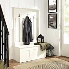 Entryway Accent Table Decorations Entryway Decor With Bench Coat Rack With Seat Metal