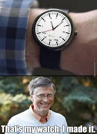 Meme What Is It - what time is it it s half past to vista well that is a load of