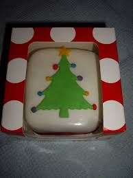 Christmas Cake Decorations Marzipan by Christmas Mini Cake In Box Traditional Christmas Fruit Cake