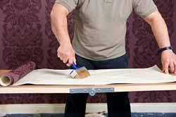 choosing wallpaper paste and adhesives selecting the right