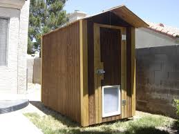 shed style houses building a shed style doghouse with air conditioning hubpages