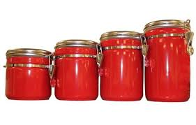 kitchen canisters set mada privat