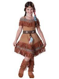 Tiger Lily Halloween Costume Indian Costumes Native American Halloween Costume Adults Kids