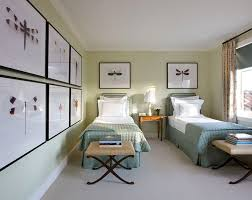 guest bedroom decorating ideas not a room but the tailored look makes it seem bigger
