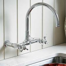 wall mount kitchen sink faucet wall mount kitchen faucets wall mounted chrome spray