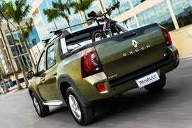 renault pickup truck renault duster oroch pick up truck launched in brazil image 385542