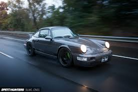 retro porsche custom all 4 the driver the skunkworks rs 4 speedhunters