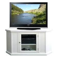 Tv Media Cabinets With Doors Tv Stands With Cabinet Door Furniture White Corner Stand With