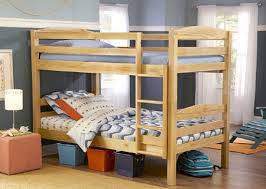 HOME DZINE Home DIY How To Make A DIY Bunk Bed - Make bunk beds