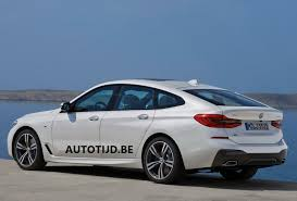 Gallery For Gt Light Blue by New Bmw 6 Series Gt Official Photos Now 50 Prettier Updated