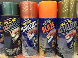 experiment with car colors with plasti dip ebay motors blog