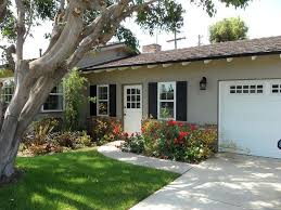 curb appeal for a mid century ranch home mad drawing with modern