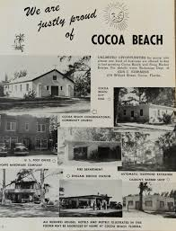 a1a u0026 520 intersection of cocoa beach see more historical pics of