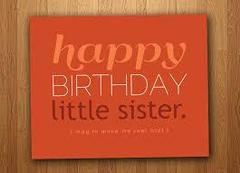 funny birthday quotes for lil sister happy birthday lil sister