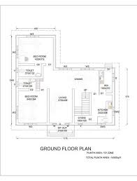 Free Home Plan Stylish Contemporary 2 Bedroom Home For 20 Lakhs In 1500sqft Free