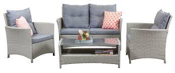 2 Seater Outdoor Sofa Trevi 2 Seat Sofa Set Outdoor Lounge Segals Outdoor Furniture